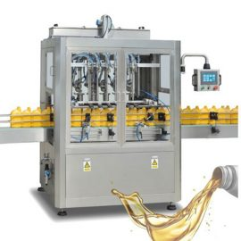 100 – 5000 ml Liquid Soap Filling Machine Grease Filling Line