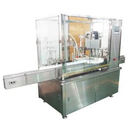 10ml-100ml E-liquid Bottle Filling And Capping Machine With Piston Pump