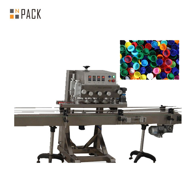 High Speed Spindle Bottle Screw Capping Machine