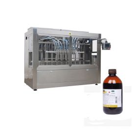 3000 B/H 1L Pharmaceutical Liquid Filling Machines For Pesticide / Chemical
