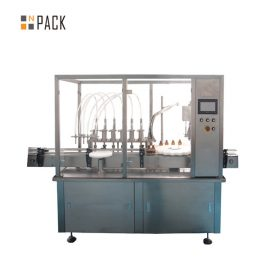 30 BPM Perfume Filling And Capping Machine