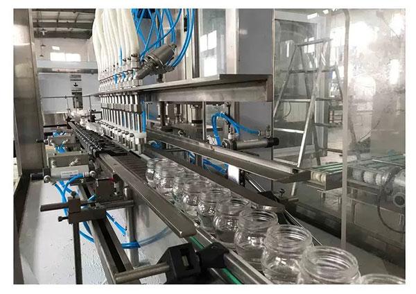 500ml-5L-12-Head-Automatic-Fertilizer-Liquid-Gravity-Filling-Machine