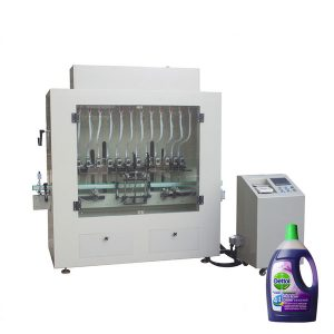 Anti-Corrosive Disinfection Liquid Bottle Filling Equipment