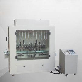 Factory Direct Selling Full Automatic Bleach Bottling Machine