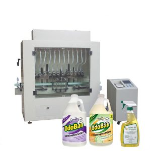 Anti-Corrosion Disinfectant Liquid Hand Sanitizer and Alcohol Liquid Filling Machine