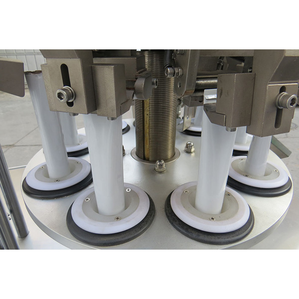High Precision Full Automatic Paste Filling Sealing Machine