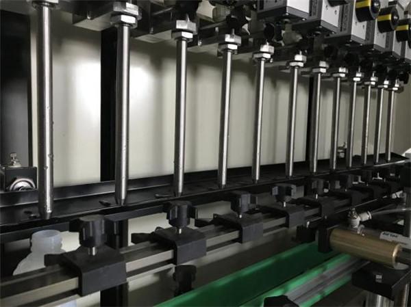 Automatic High Viscosity Honey Paste/Sauce Linear Filling Machine