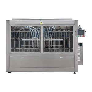 Automatic Olive Oil Glass Bottle Filling And Capping Machine