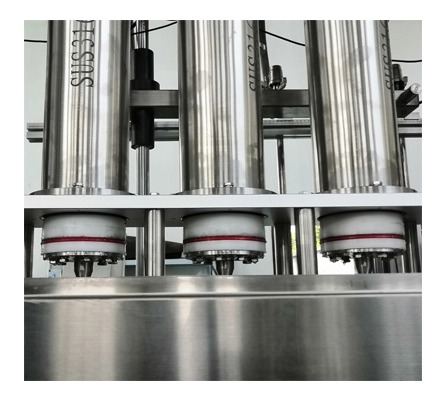 Automatic Piston Take Off System