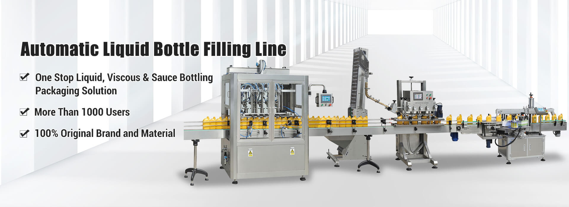 Bottle Filling Line