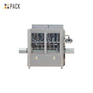 250ML-5L Pesticide Liquid Filling And Capping Machine Line Stable Anti Corrosive