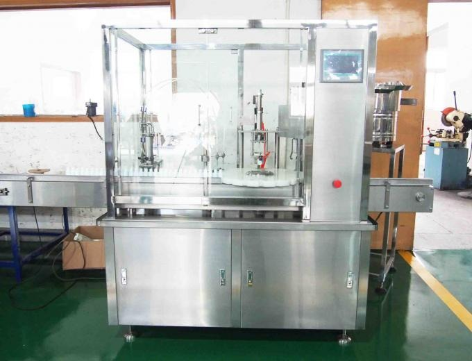 High Accuracy Monoblock Liquid Filling Machine For Mosquito Repellent Spray