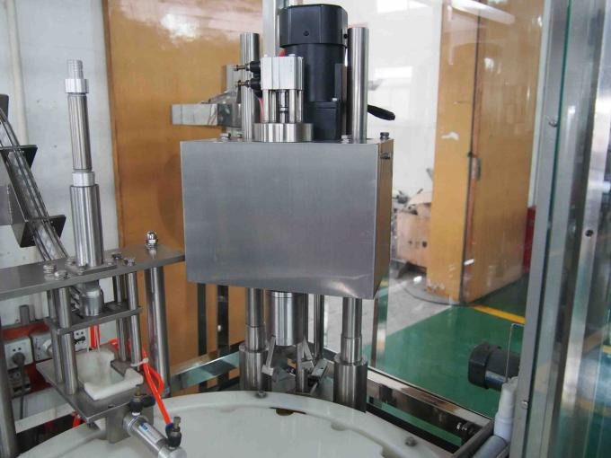 High Accuracy Monoblock Liquid Filling Machine For Mosquito Repellent Spray