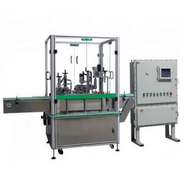 High Reliability Nail Polish Filling Machine / Monoblock Filling Machine Capacity 60BPM
