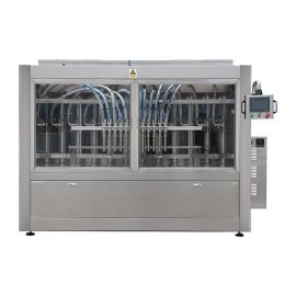 Linear Type Automatic Piston Coconut Butter Filling Machine
