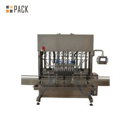1L-1 Gallon Automatic Corrosive Liquid Filling Machine For Cleaner