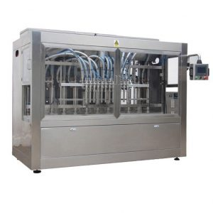 Liquid Fertilizer Packaging Machine 500ml - 5L Volume