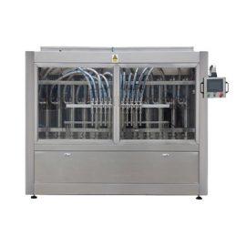 Piston Automatic 100ml-1l Marmalade Jam Servo Motor Filling Machine