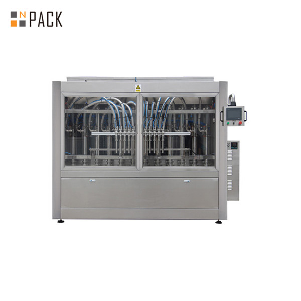 Automatic High Viscosity Liquid Filling Machine Hot Liquid Filling Machine