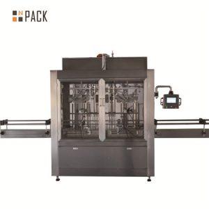 Automatic Liquid Paste Jam Oil Packing Filling Machine