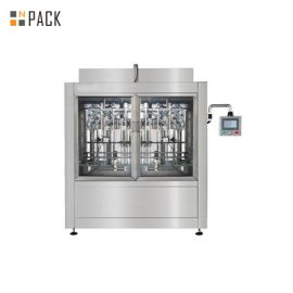 High Viscosity Liquid / Paste Bottle Filling Machine