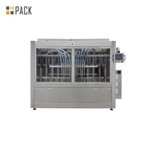 Automatic Cosmetics Cream Filling Machine