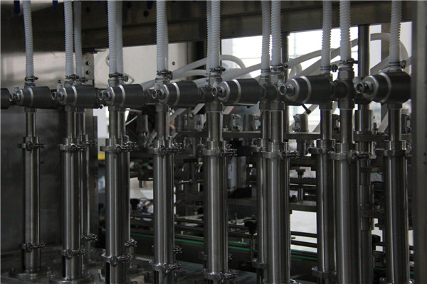 Piston Filling Machine Details 3