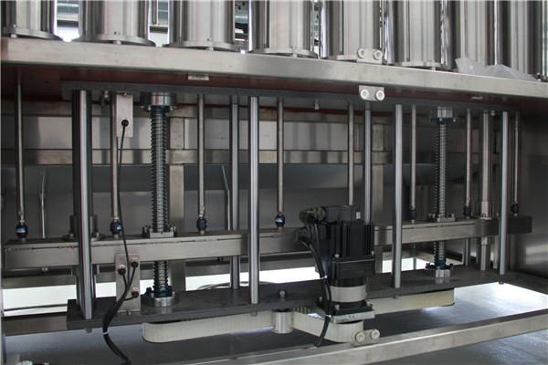 High Viscosity Liquid / Paste Bottle Filling Machine