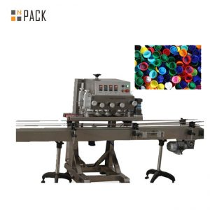 Sauces Jam Glass Bottle Capping Machine