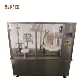 Automatic Vial Bottle Filling Machine with Peristaltic Pump Filling