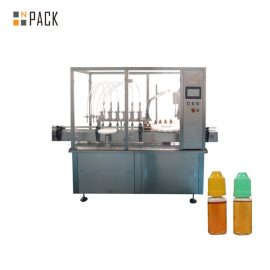Pharmaceutical Vials Filling Capping Machine for Medicine Liquid