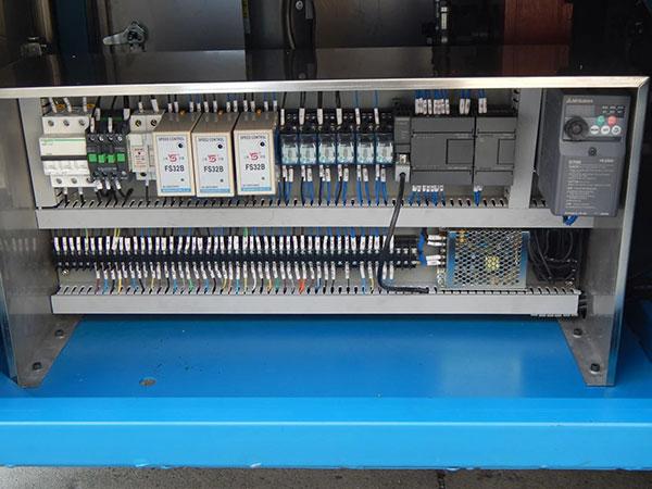circuit control part