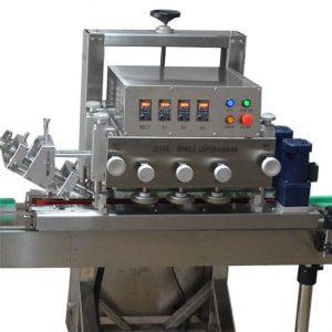 One Heads Bottle Capping Machine