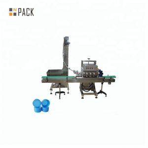 Single Head Rotary Capping Machine Servo Motor Driven Packaging Machine